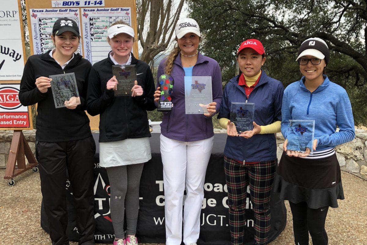 Girls BC Winners