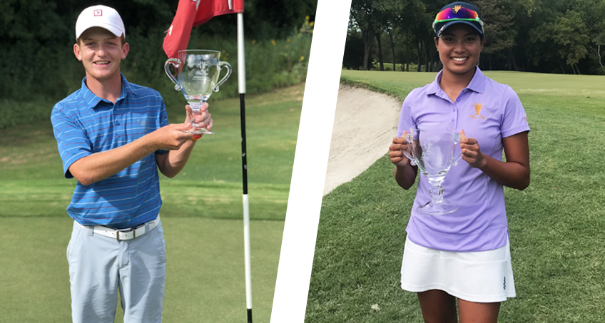 Reily, Azarcon Capture 1st Annual Elites Cup Invitational Crowns