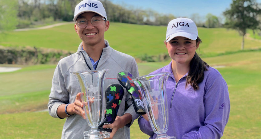 Choi, Barber Win Traditions Spring Invitational