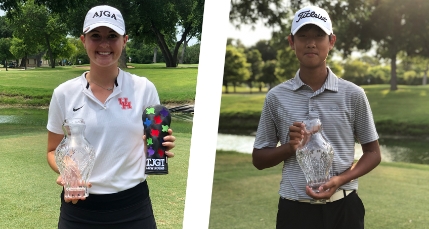Martin, Lee Claim Second Major Titles at Texas Masters