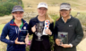 Webster Wins 2nd Elite Girls Title, Huang Captures First Boys Victory