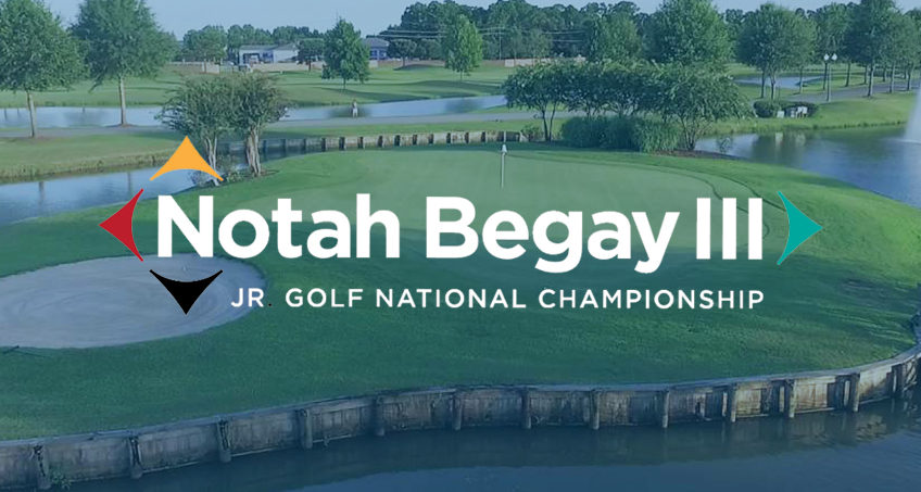 TJGT Partners with Notah Begay Jr Golf Championship